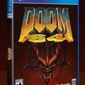 Doom 64 (limited run #365)