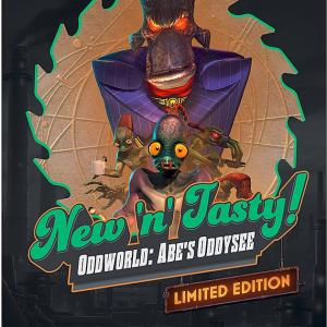 Oddworld: New 'N' Tasty - Limited Edition