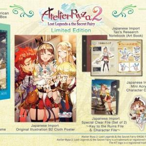Atelier Ryza 2: Lost Legends & the Secret Fairy Limited Edition