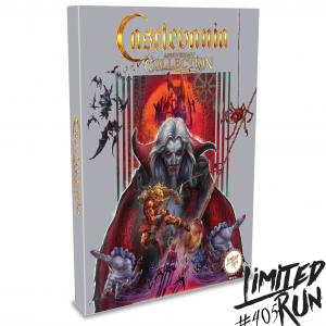 Castlevania Anniversary Collection Classic Edition