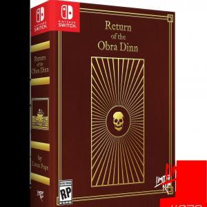 Return of the Obra Dinn - Limited Edition