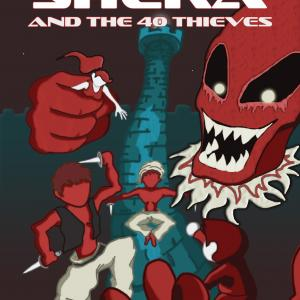 Shera and The 40 Thieves