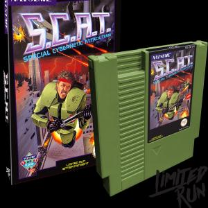 S.C.A.T.: Special Cybernetic Attack Team [Limited Run]