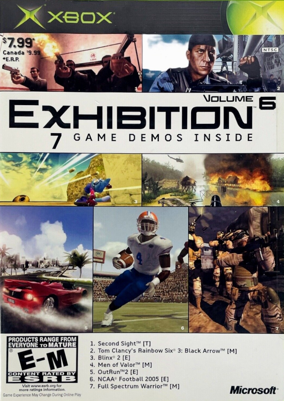 Exhibition volume 6