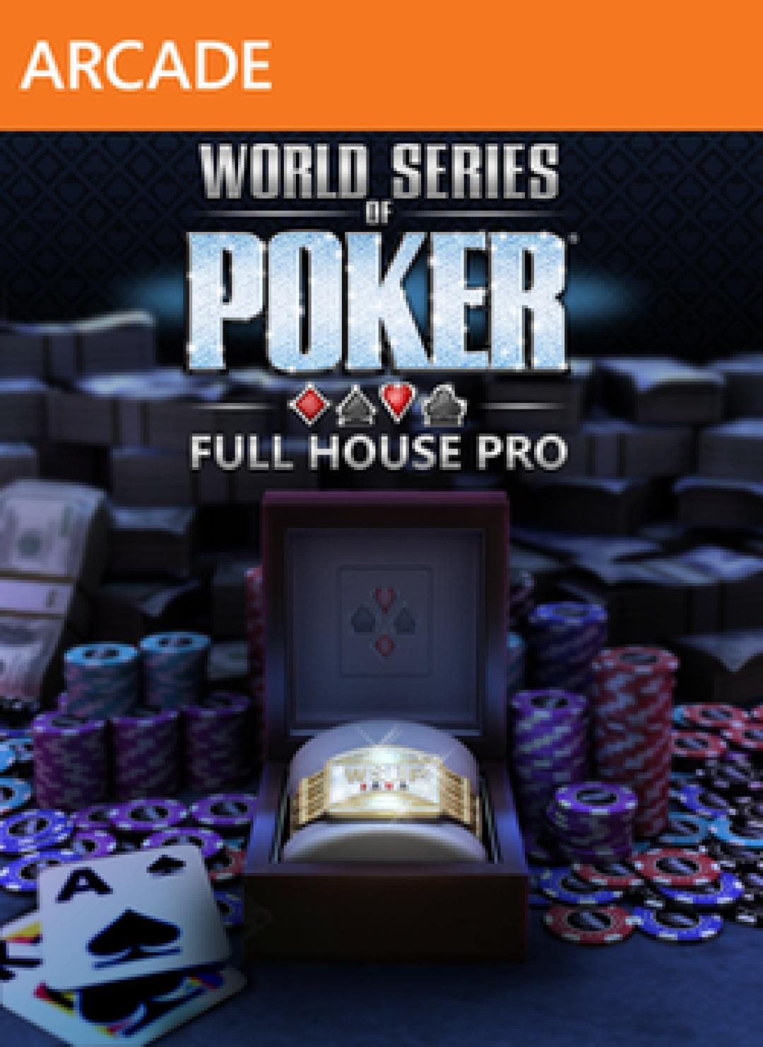 World Series of Poker: Full House Pro
