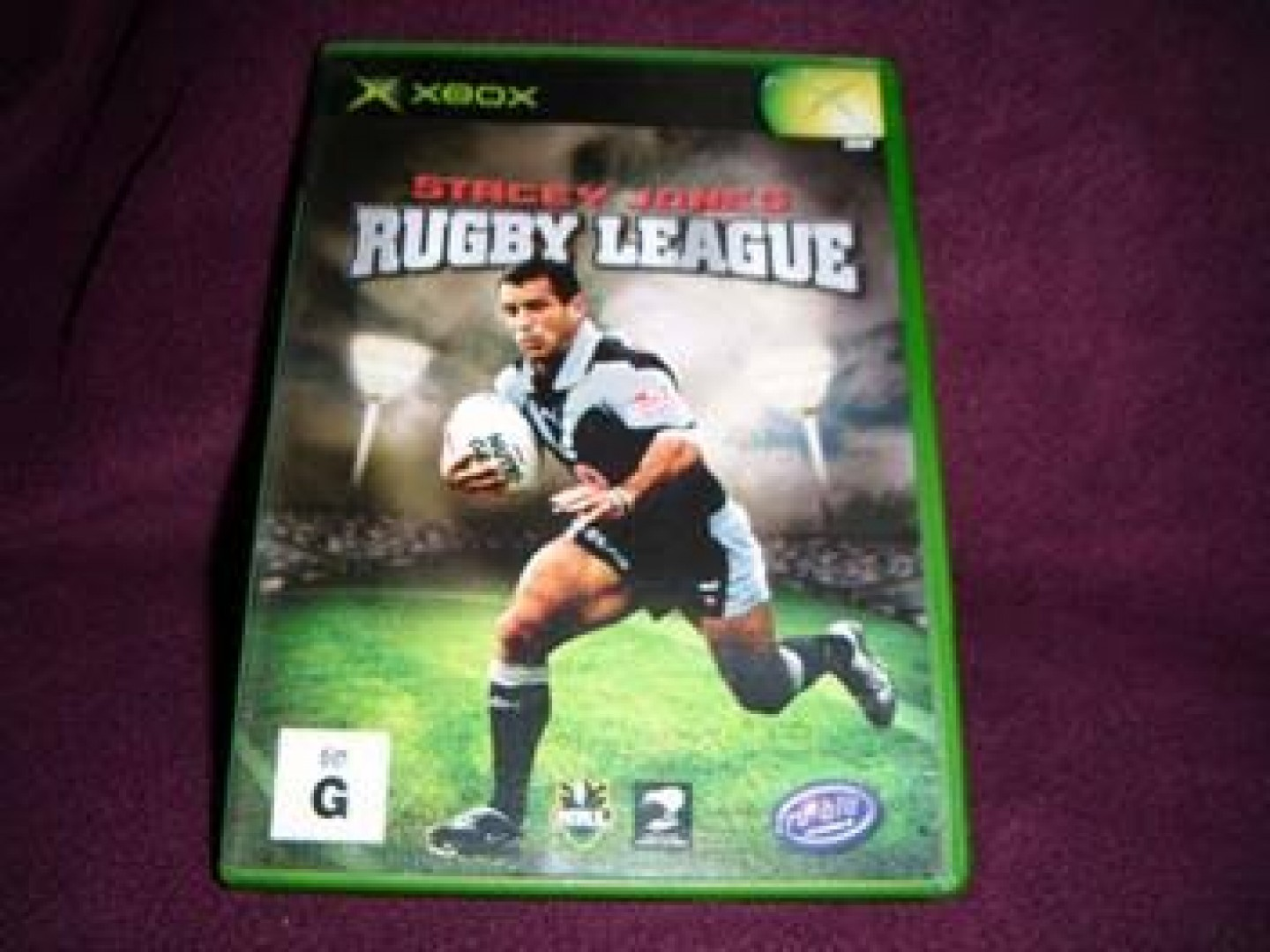 Stacey Jones Rugby League