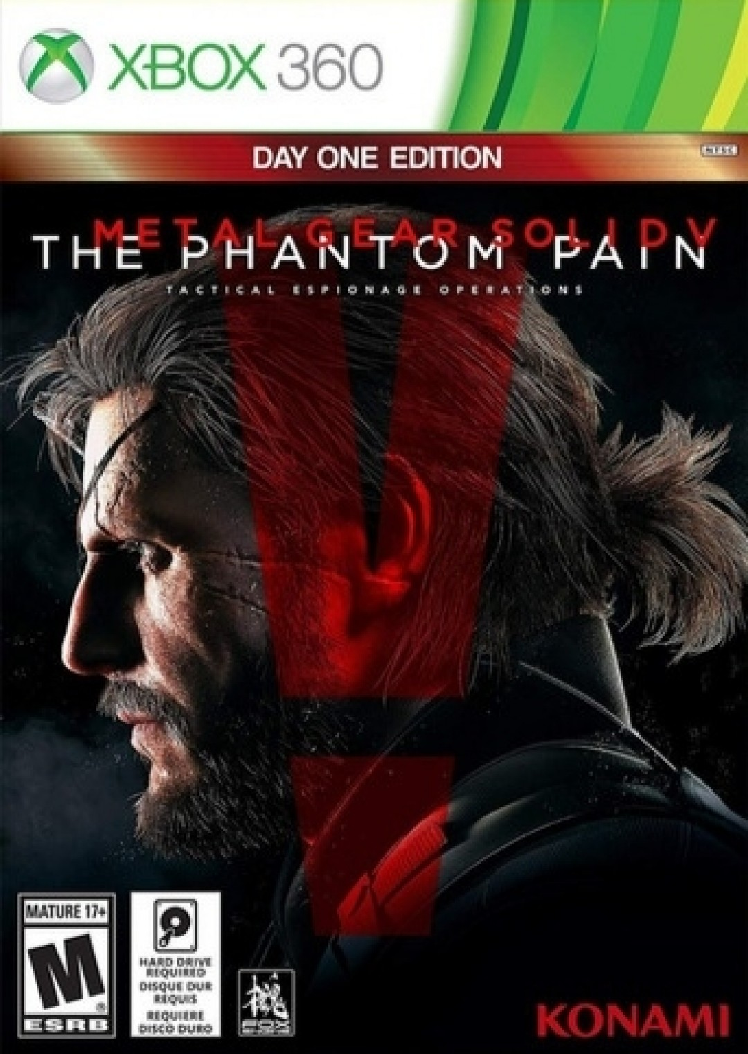 Metal Gear Solid V: The Phantom Pain - Day 1 Edition