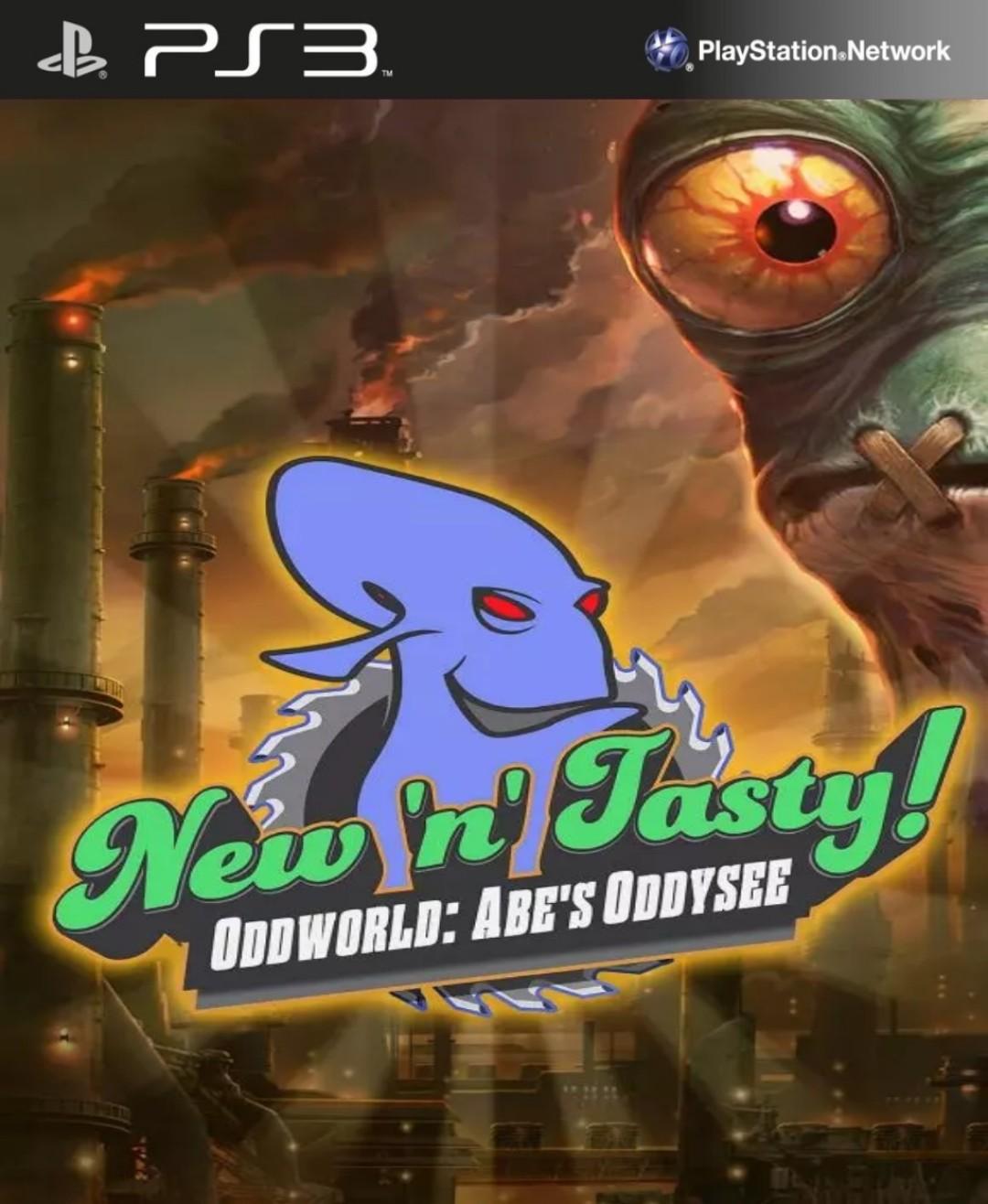 Oddworld: Abe's Oddysee: New 'N' Tasty Limited Edition