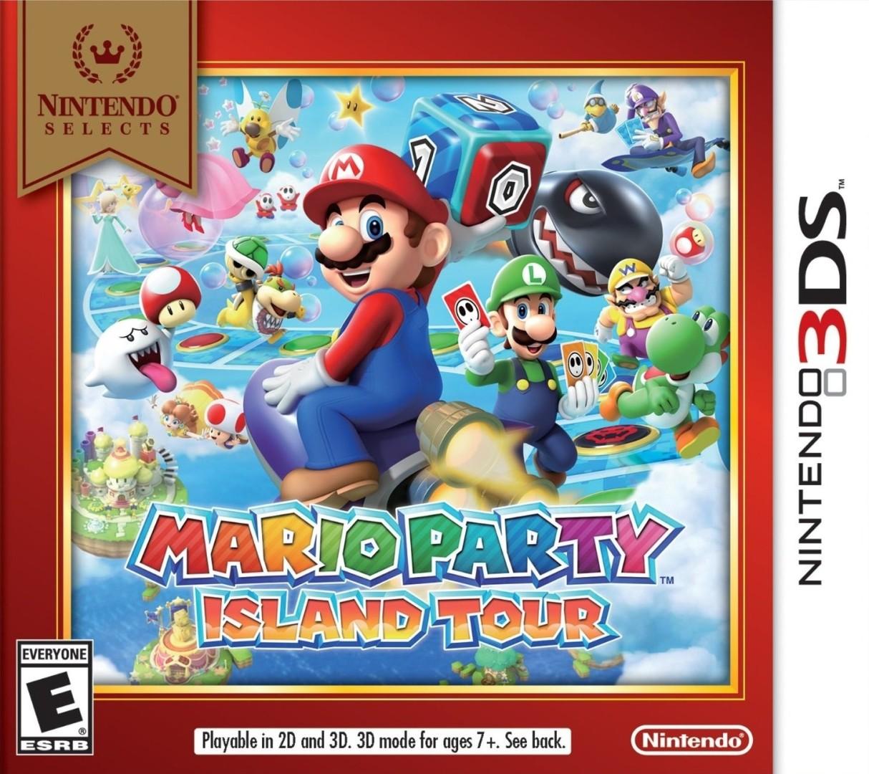 Mario Party: Island Tour [Nintendo Selects]