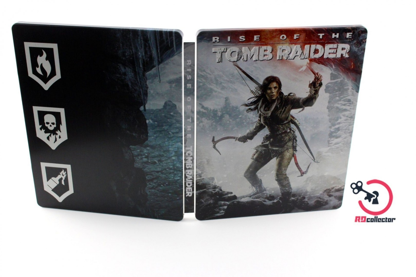 Rise Of The Tomb Raider Steelbook