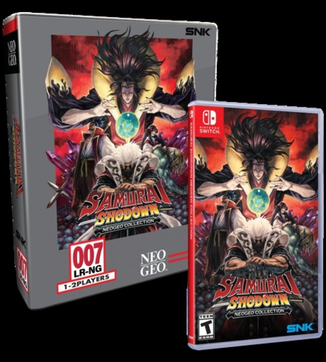 Samurai Shodown NeoGeo Collection [Collector's Edition]