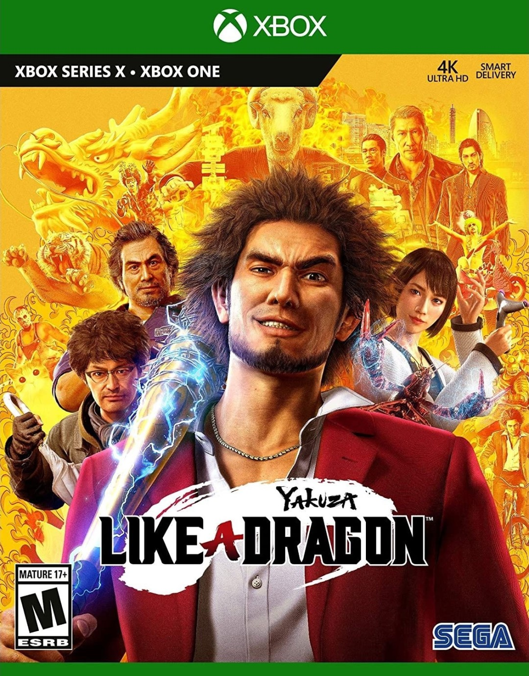 Yakuza: Like A Dragon [Day Ichi Edition]