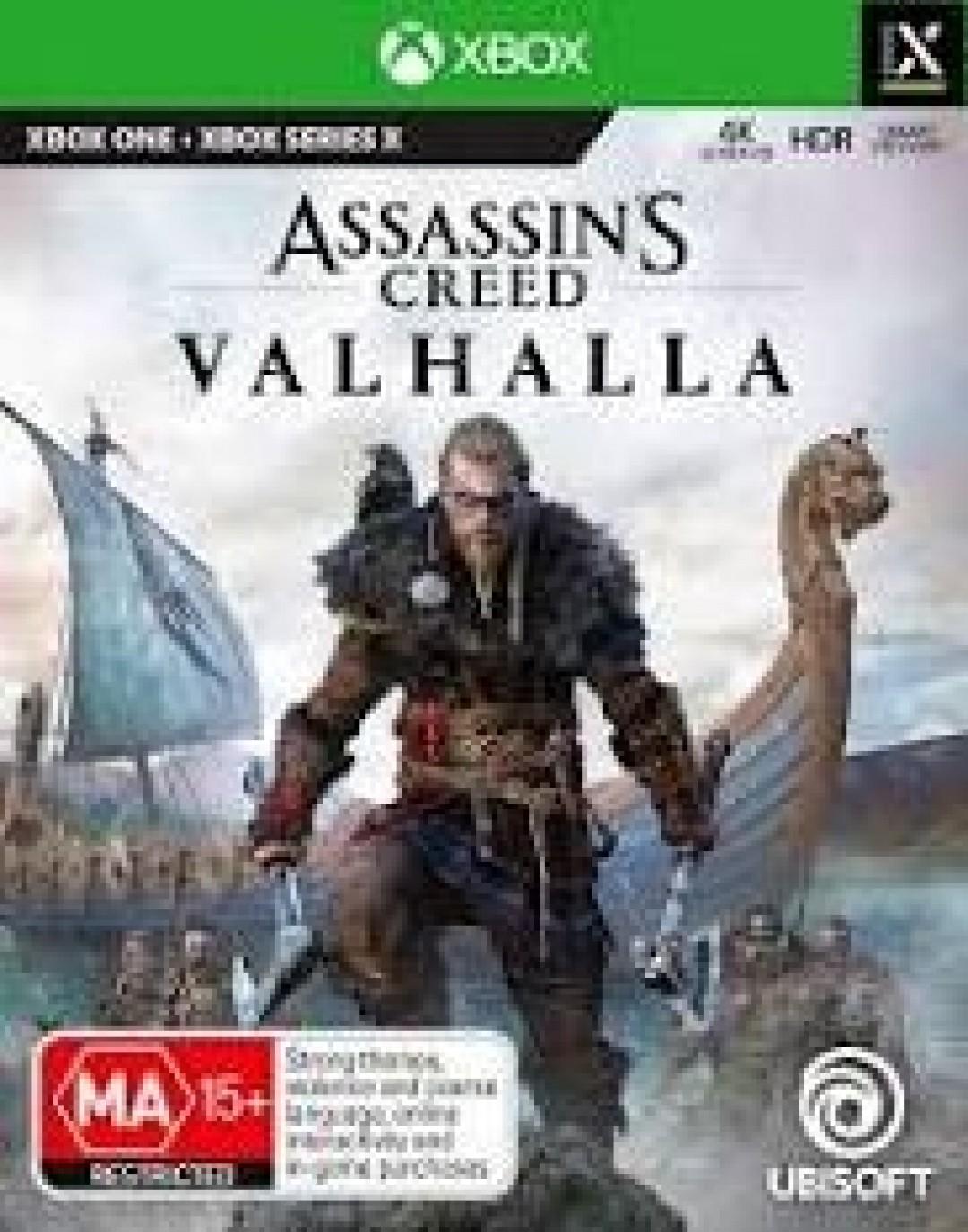 Assassin's Creed Valhalla (AUS)