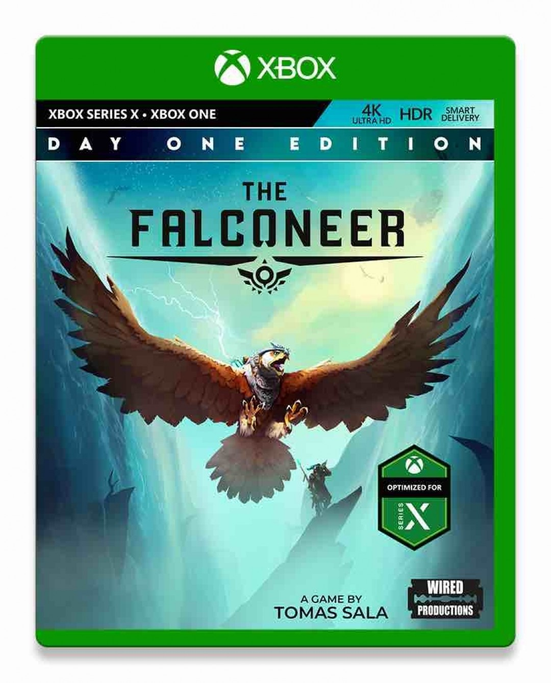 The Falconeer Day One Edition
