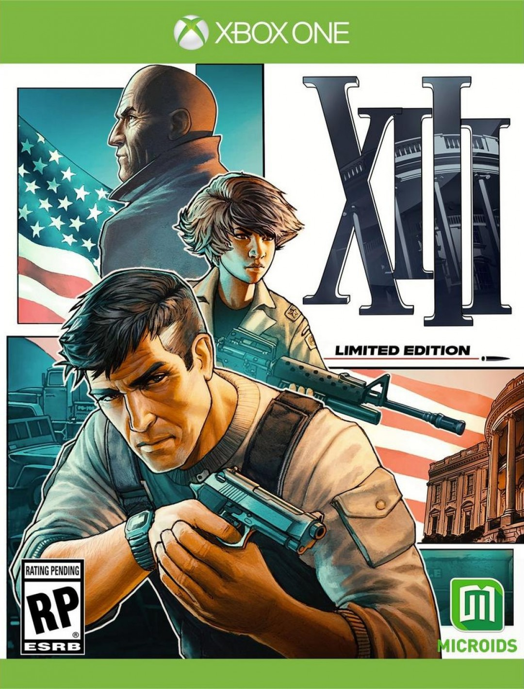 XIII [Limited Edition]