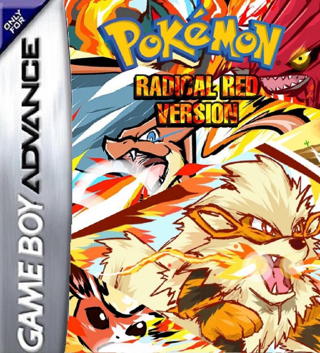 Pokémon RadicalRed Version
