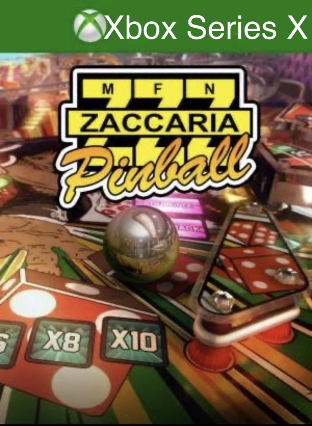 Zarccaria Pinball X S