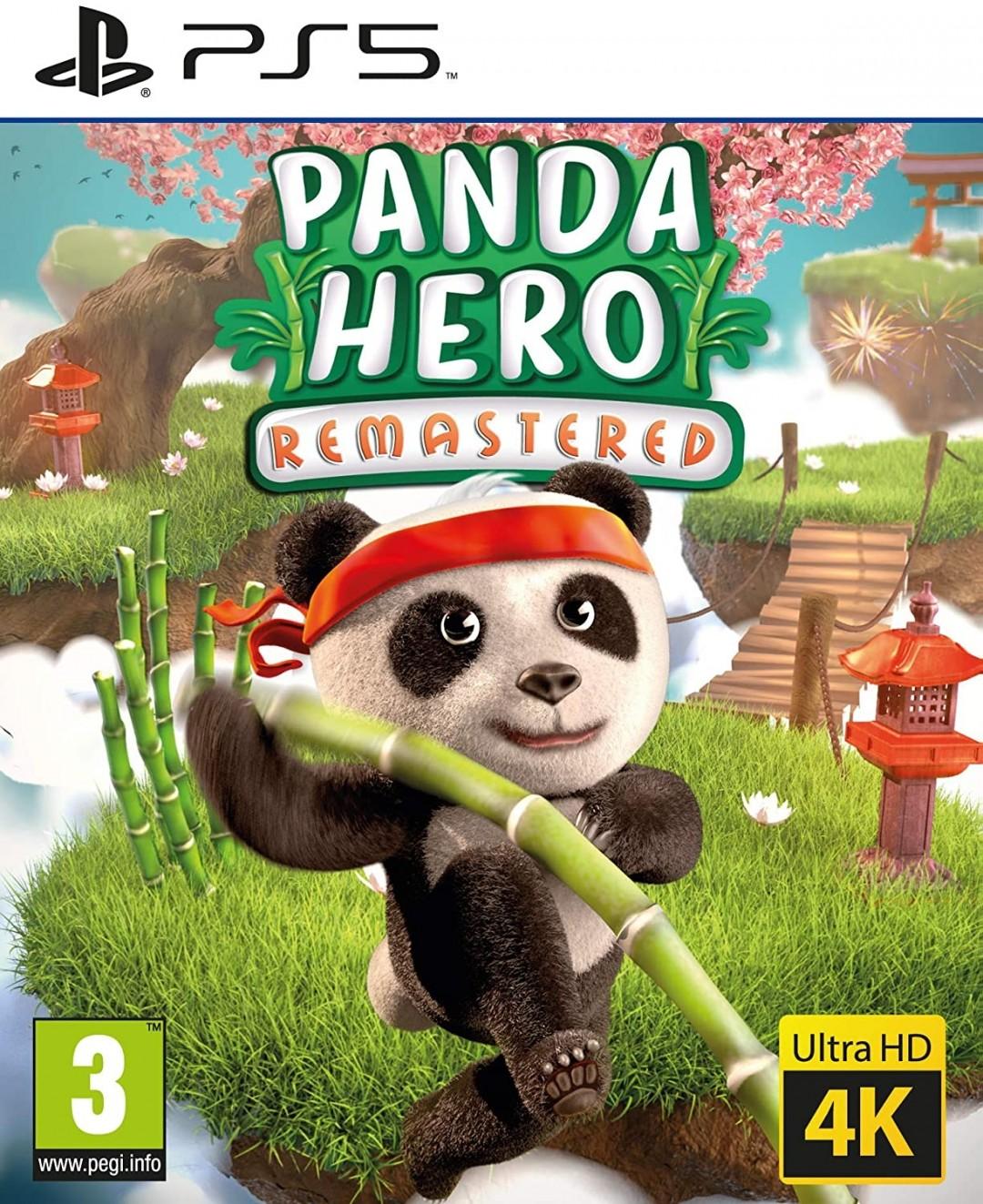 Panda Hero: Remastered