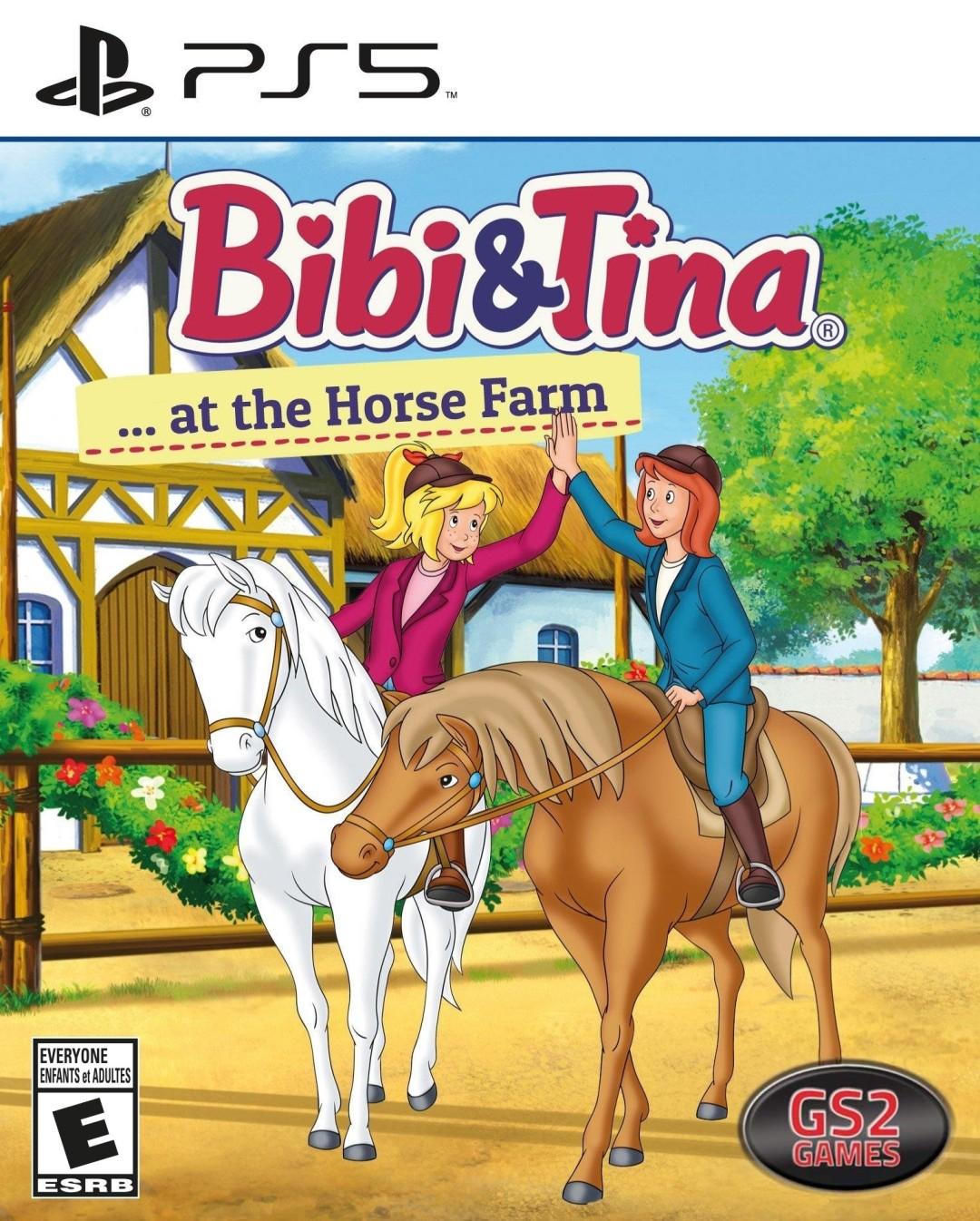 Bibi & Tina: At the Horse Farm