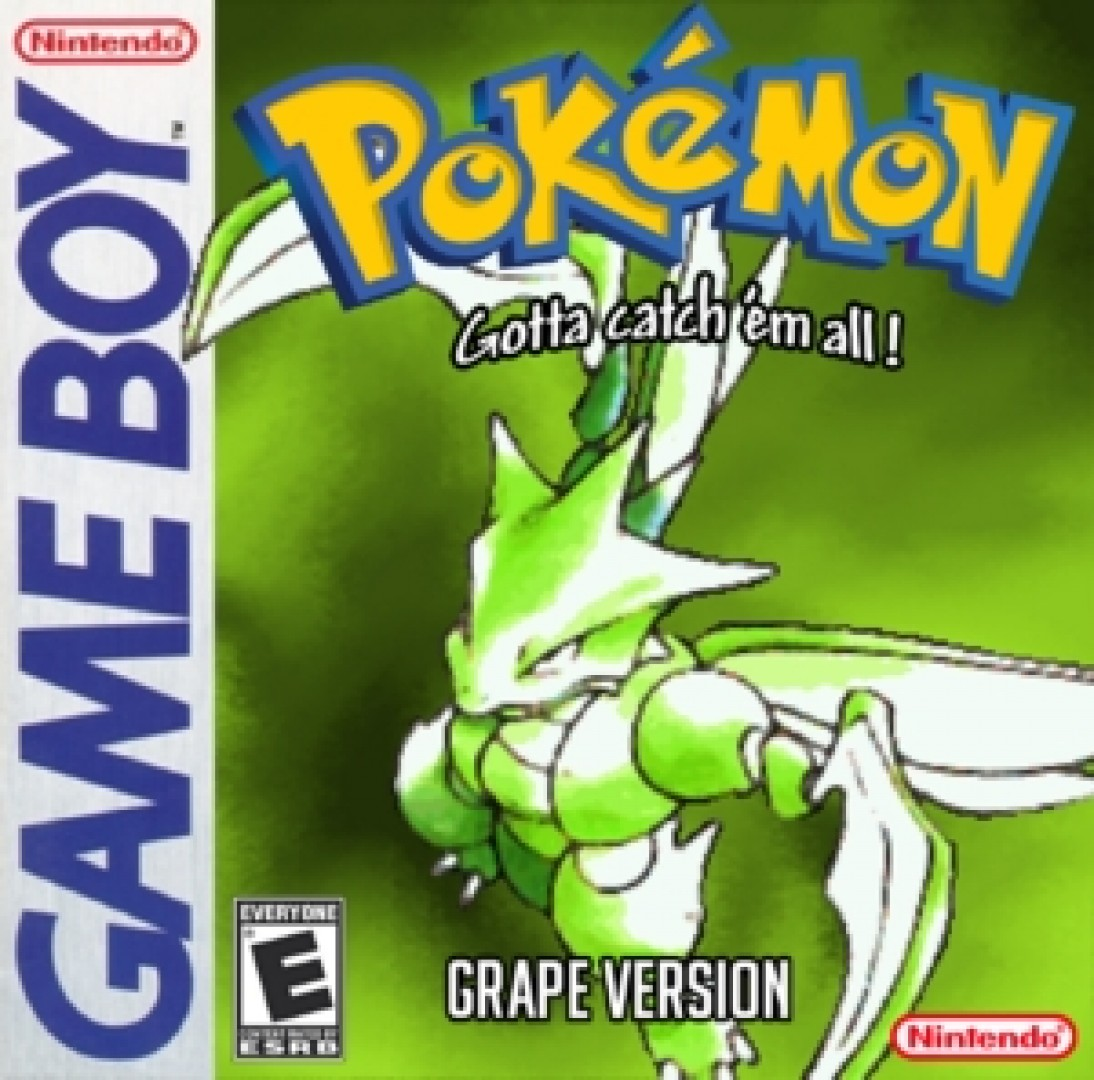 Pokemon Grape