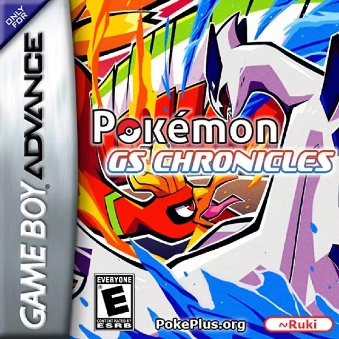 Pokemon: GS Chronicles