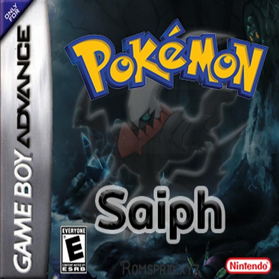Pokemon: Saiph