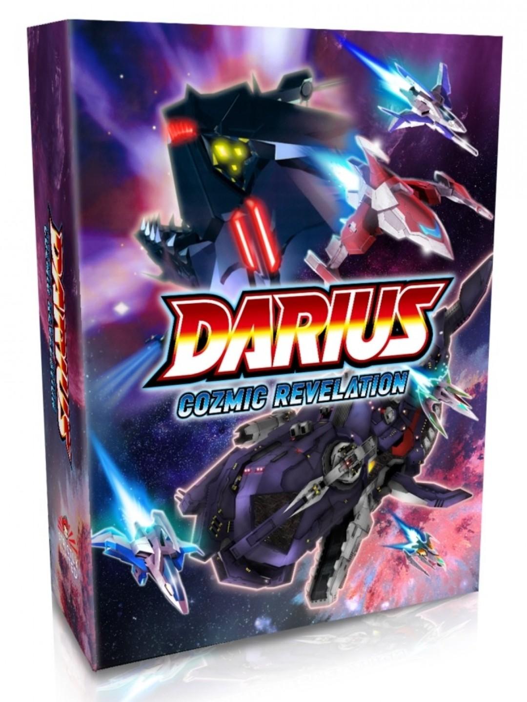 Darius Cozmic Revelation [Collector's Edition]