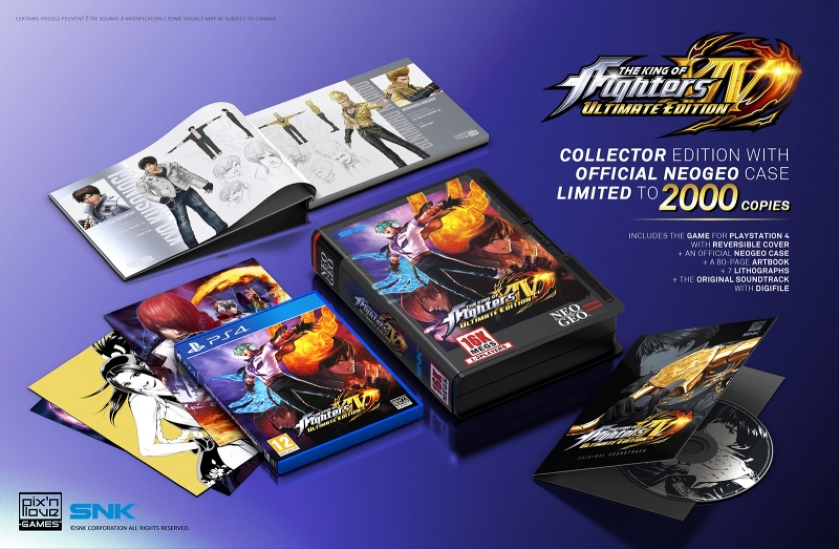 King of Fighers XIV: Ultimate Edition [Collector's Edition]