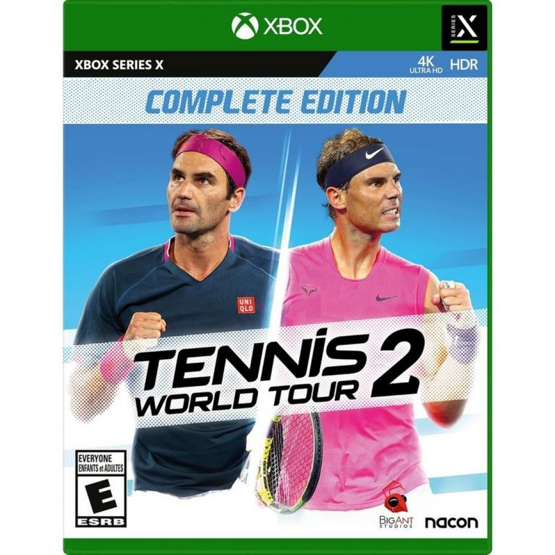 Tennis World Tour 2 [Complete Edition]