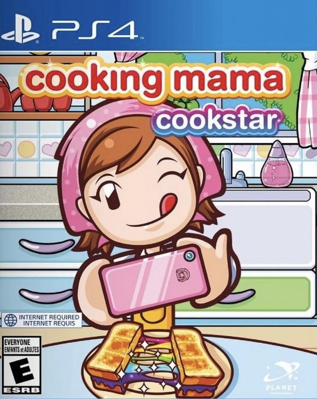 Cooking Mama Cookstar