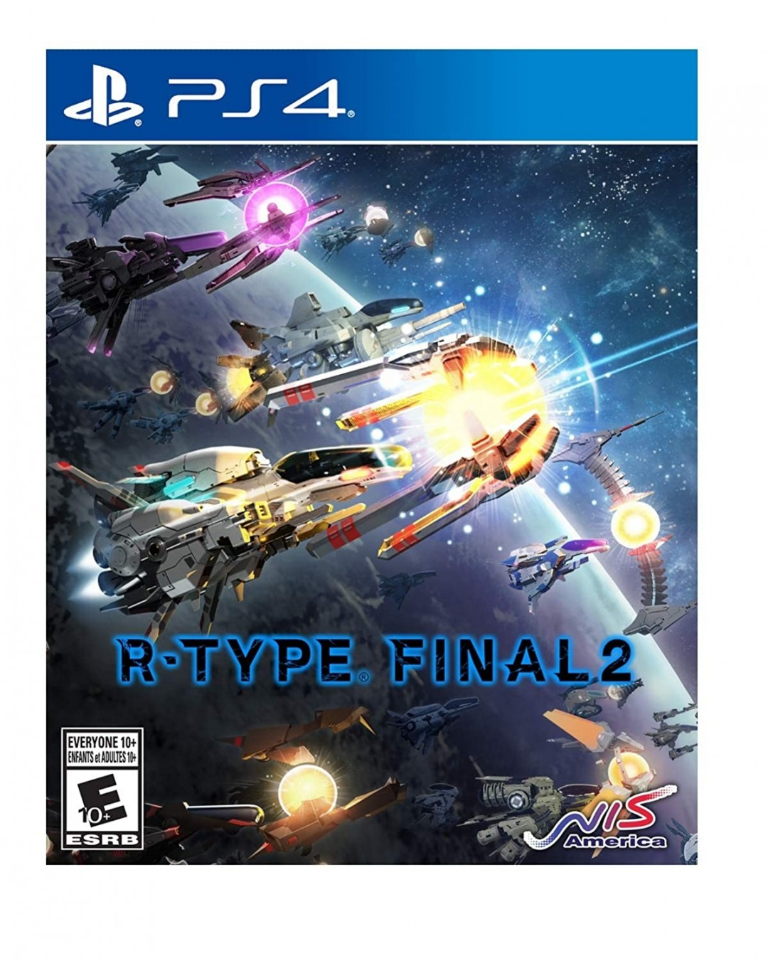 R-Type 2 Final Inaugural Edition