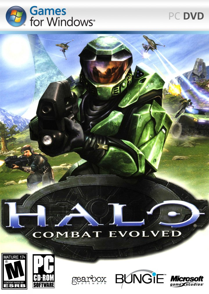 PC - Halo: Combat Evolved @ The Schworak Site