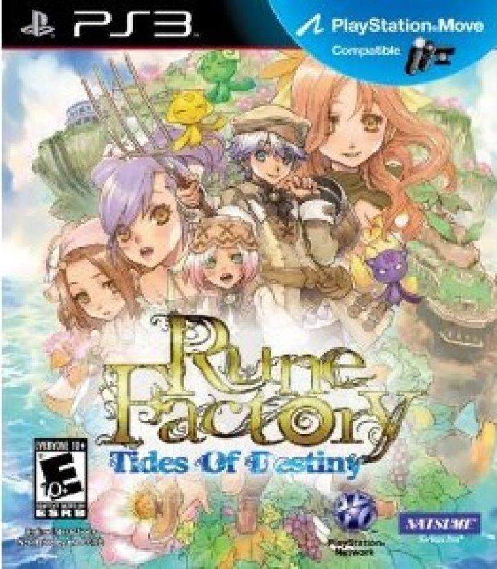 Rune Factory Tides van Destiny dating gids