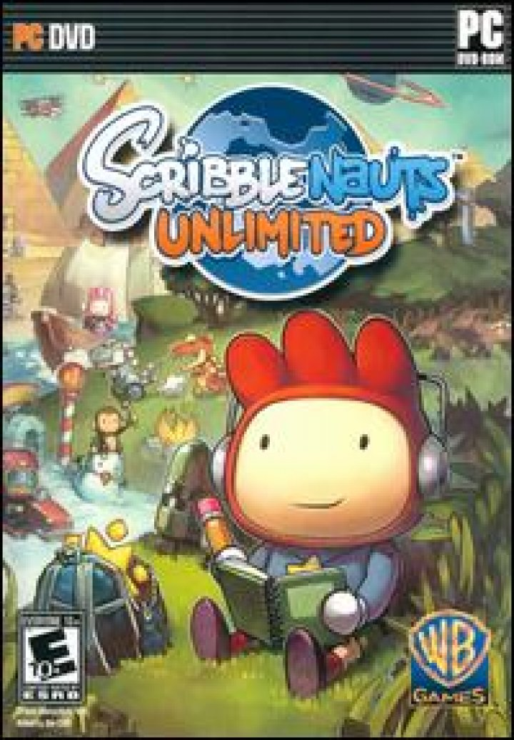 Pc Scribblenauts Unlimited At The Schworak Site - po roblox summoner tycoon 6 pack toys games bricks
