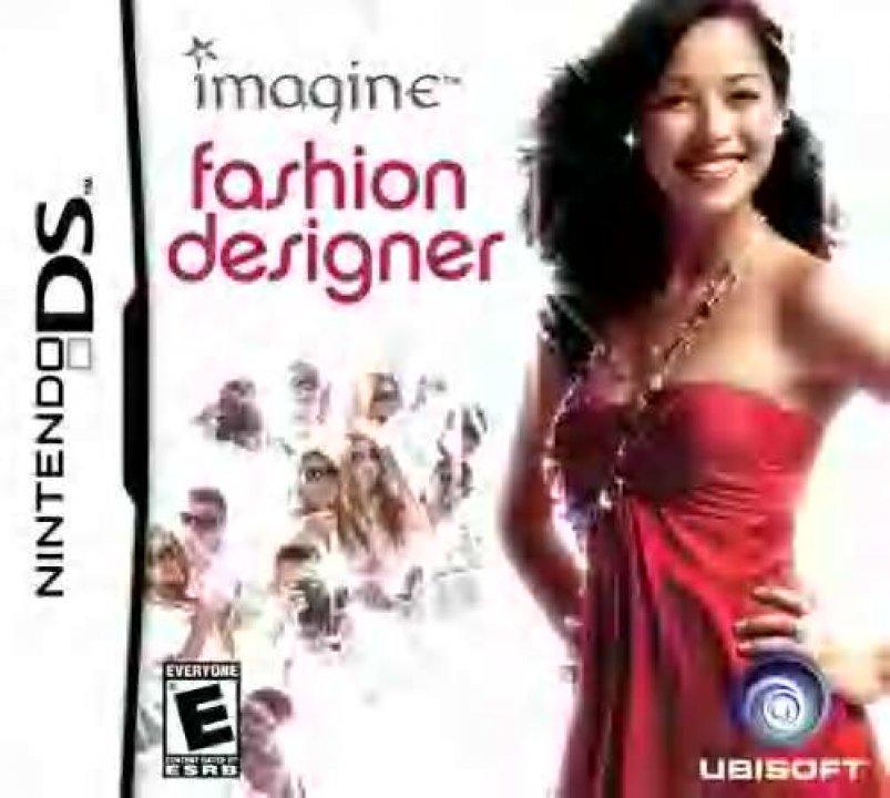 Nintendo Ds Imagine Fashion Designer The Schworak Site