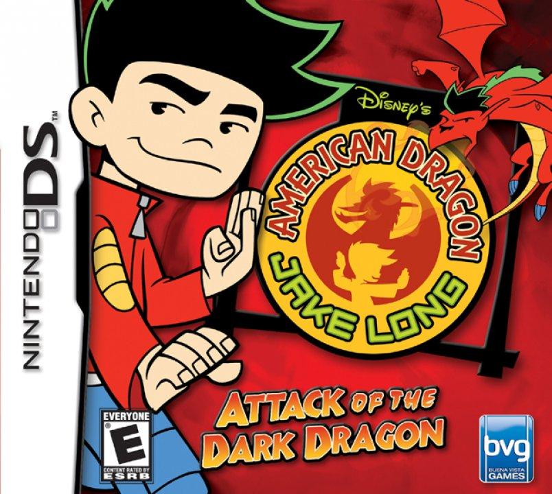 Nintendo Ds Disney S American Dragon Jake Long Attack Of The Dark Dragon The Schworak Site