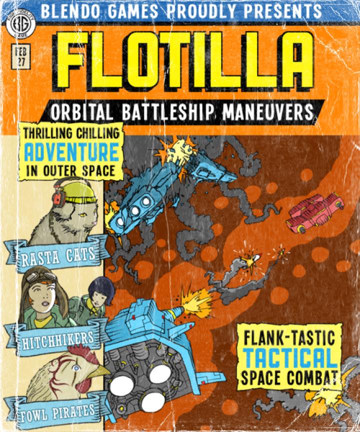 PC - Flotilla @ The Schworak Site