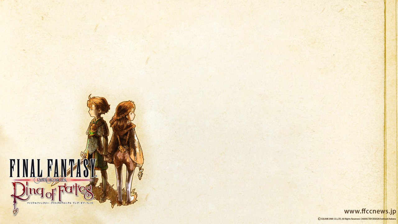 Tgdb Browse Game Final Fantasy Crystal Chronicles Ring Of Fates