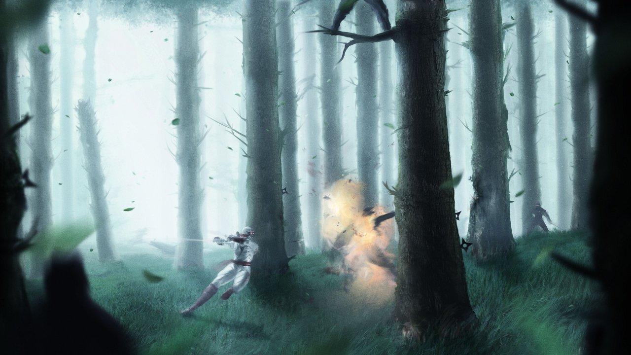 TGDB - Browse - Game - Shinobi III: Return of the Ninja Master