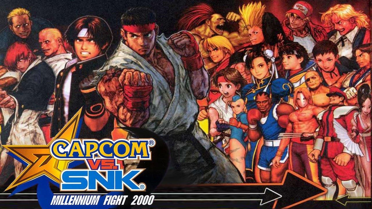 Tgdb Browse Game Capcom Vs Snk Millennium Fight 2000 Pro