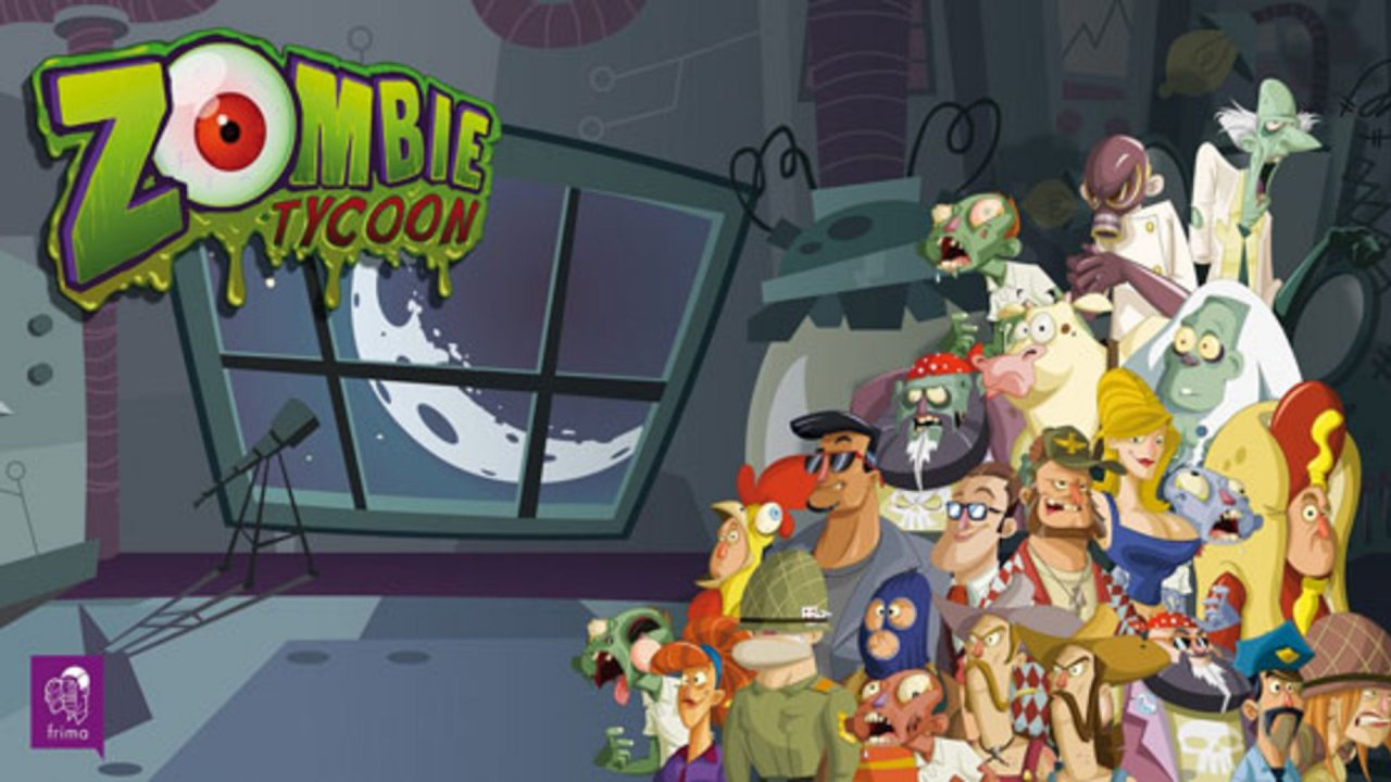 Frima Studio tgdb - browse - game - zombie tycoon