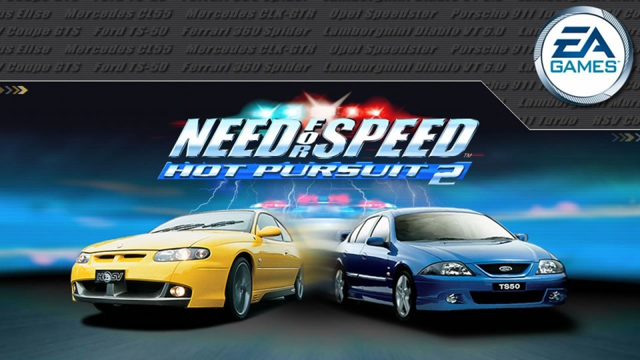 need for speed hot pursuit 2 ps2 unlock all cars