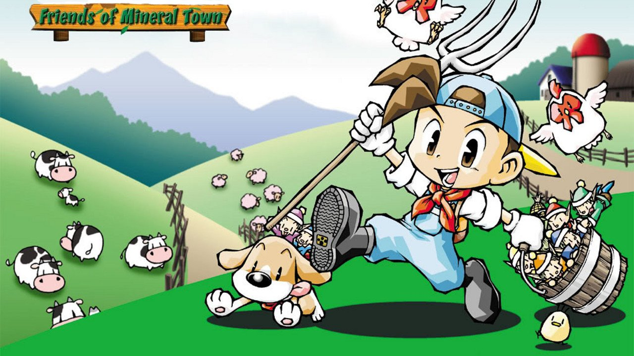 TGDB - Browse - Game - Harvest Moon: Friends of Mineral Town
