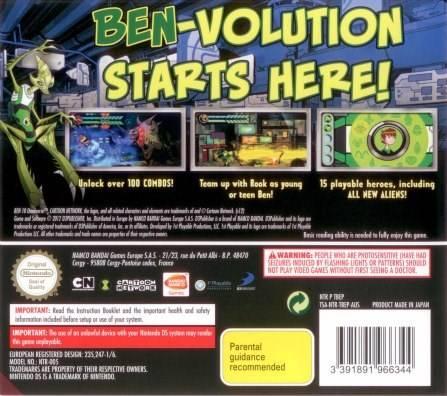 TGDB - Browse - Game - Ben 10: Omniverse