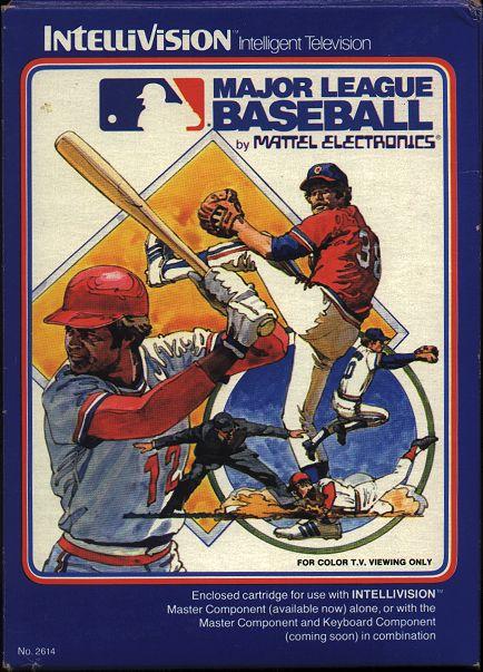 Major League Baseball/Intellivision