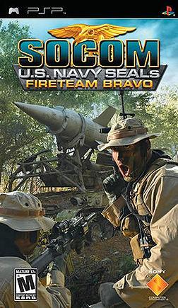 SOCOM: U.S. Navy Seals Fireteam Bravo/PSP