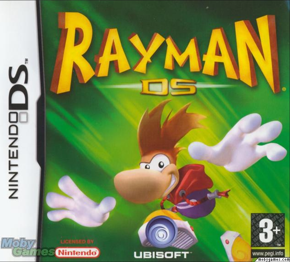 Rayman DS/DS
