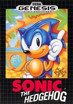 Sonic The Hedgehog/Genesis