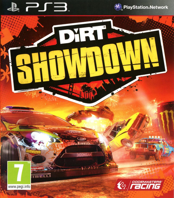 Dirt Showdown/PS3