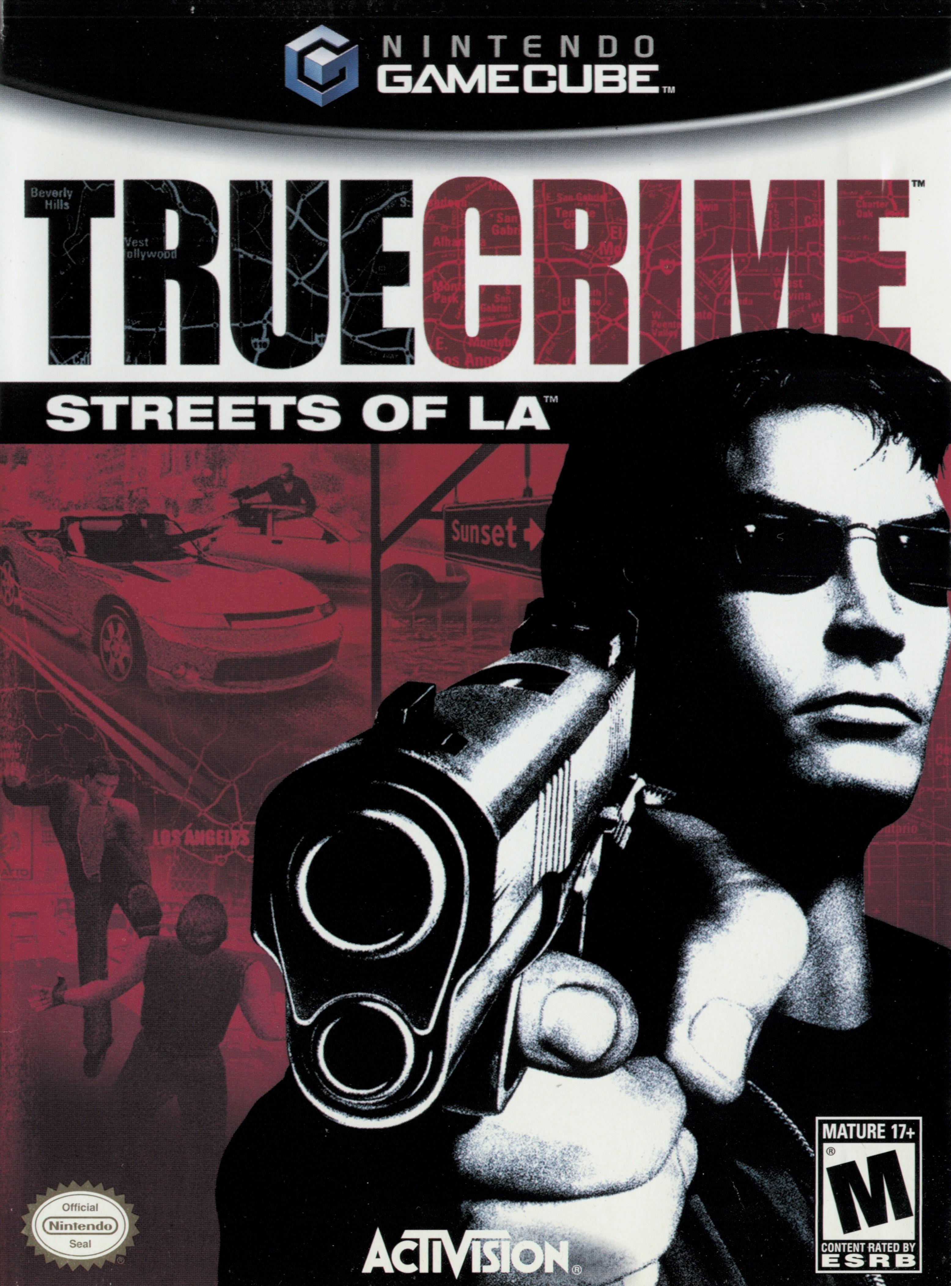 True Crime Streets of LA/Game Cube
